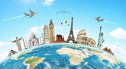 How to travel around the world?